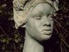 Portrait de Sylvie, jeune Antillaise